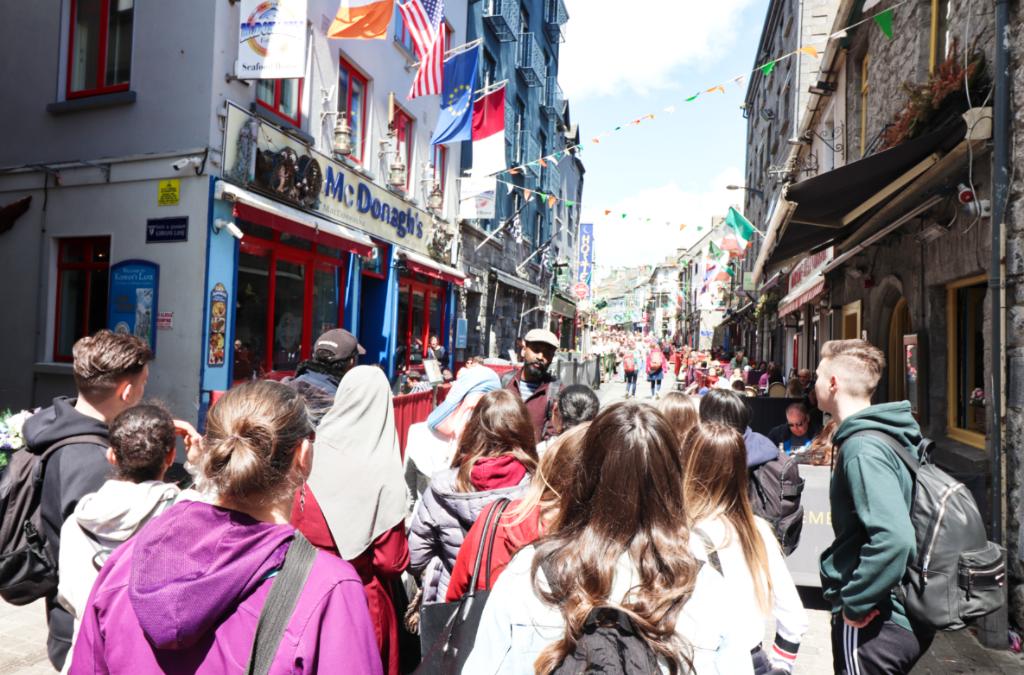 Language week in Galway, Ireland – 19-26 May 2019