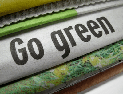 Go Green - Organic Lawn Care