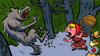 """Spot illustration: """"How to Overcome Your Fear of Confrontation"""""""