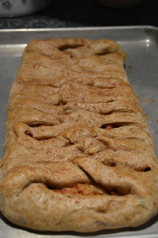 Apple Cinnamon Braided Bread
