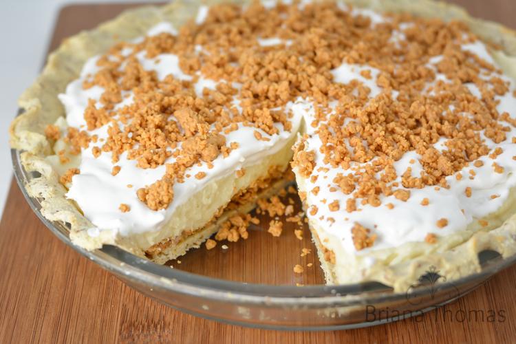 Briana's Peanut Butter Cream Pie (THM:S)