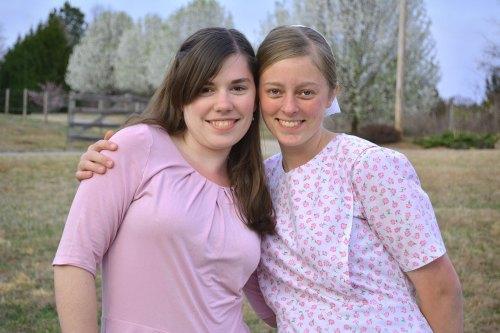 Briana and Emily