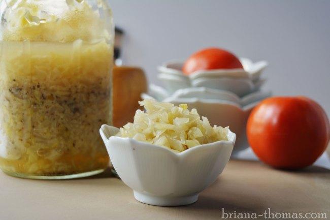 Lactofermented Sauerkraut
