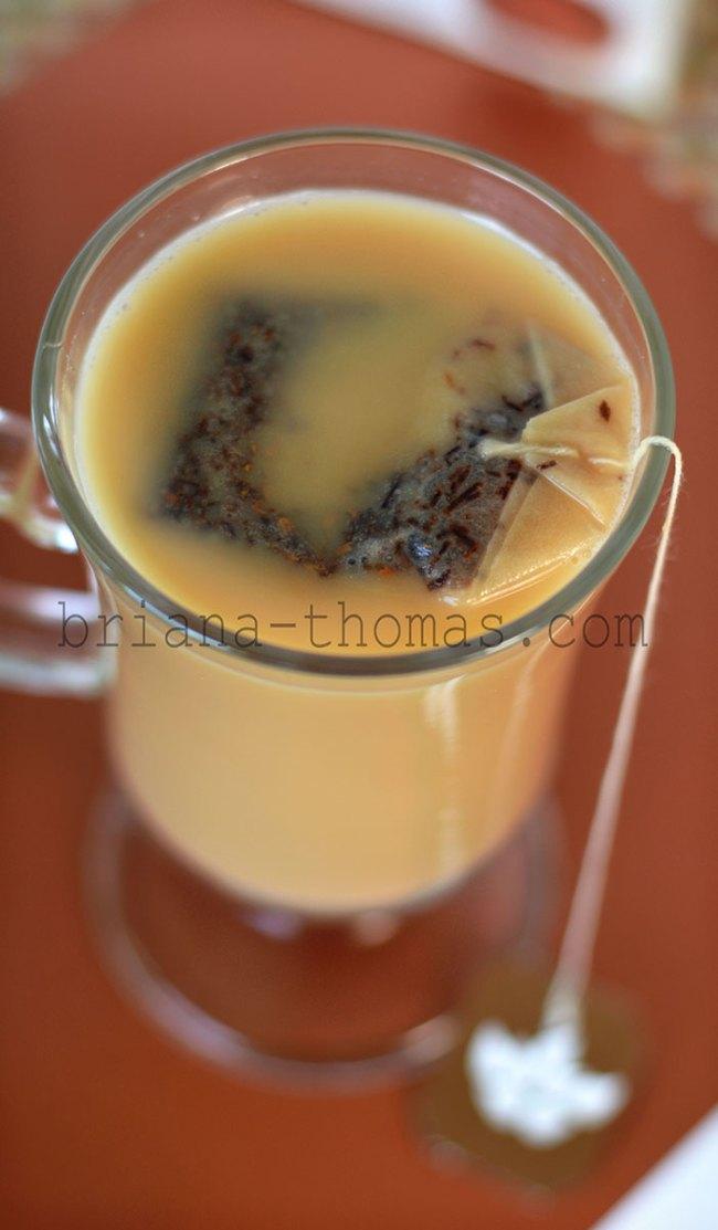 Easy Rooibos Latte
