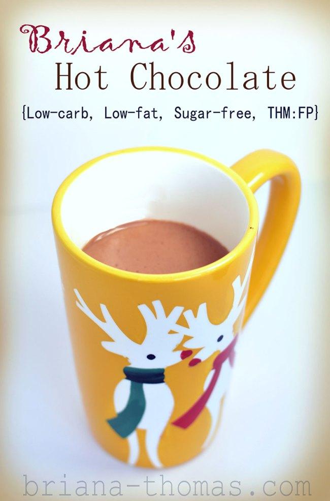 Briana's Hot Chocolate