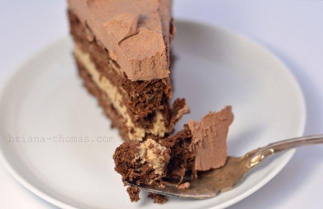 THM Mocha Cake