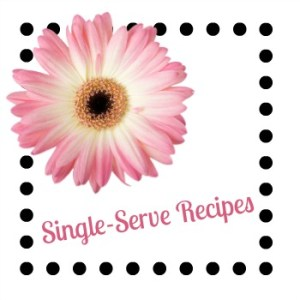 Single-Serve recipes