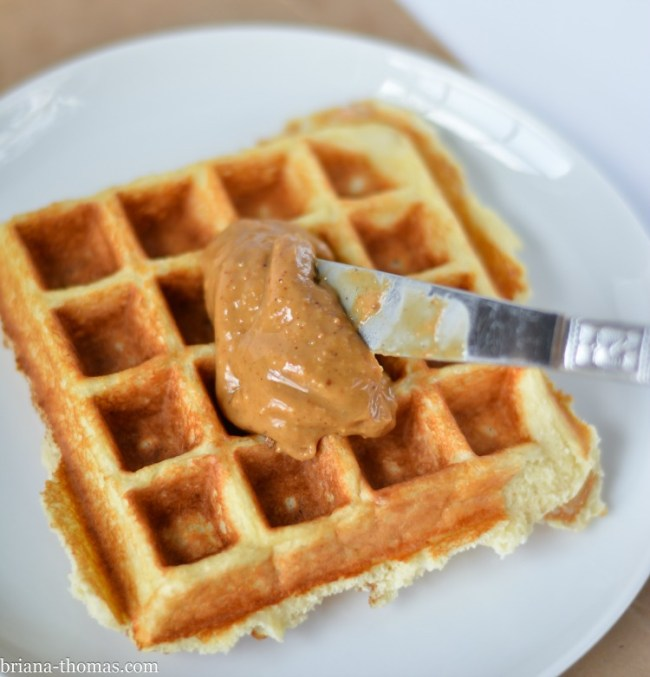 5 Ingredient Waffles