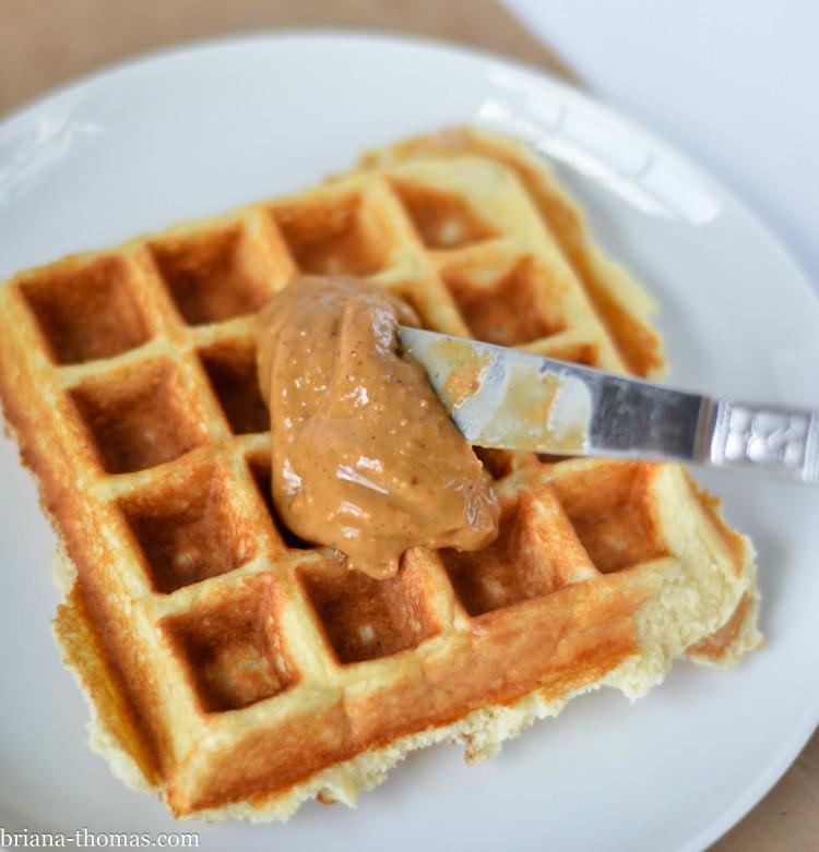 5 Ingredient Waffles Pancakes Briana Thomas