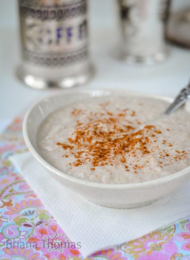 Detox Porridge