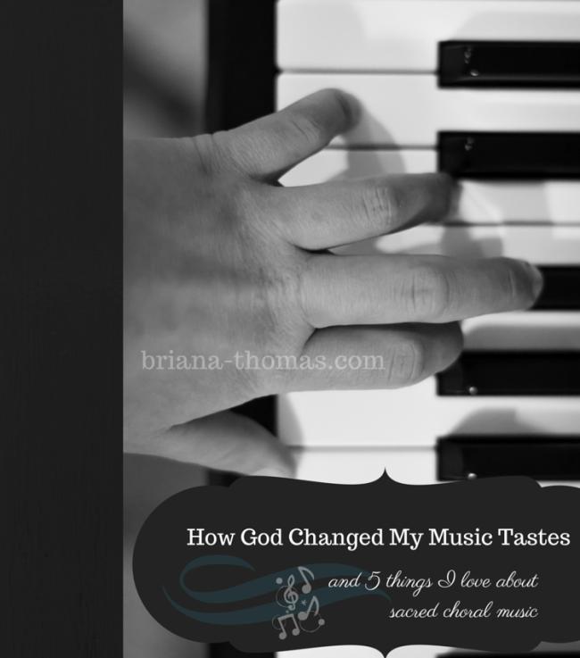 How God Changed My Music Tastes