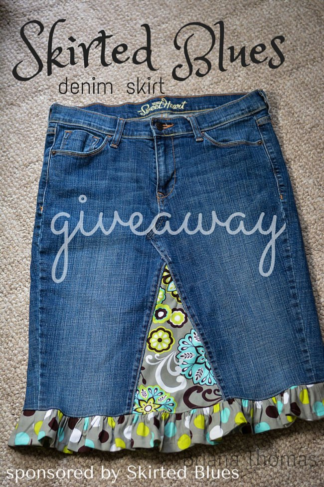 Skirted Blues Giveaway