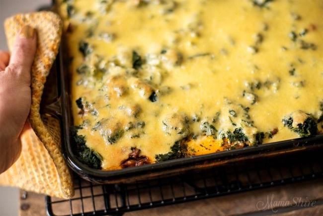 Easy Lasagna - MamaShire