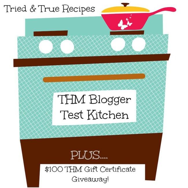 THM Blogger Test Kitchen