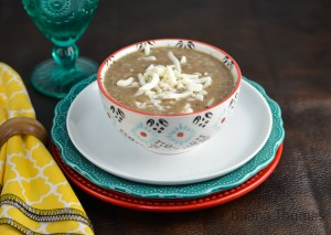 Briana's Fun Bean Soup