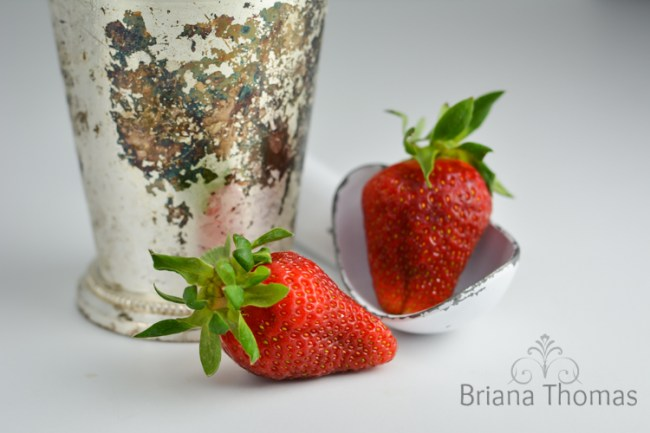 Classic Strawberry Ice Cream