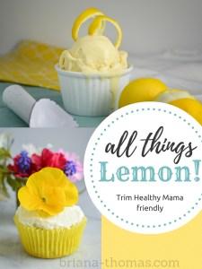 All Things Lemon!