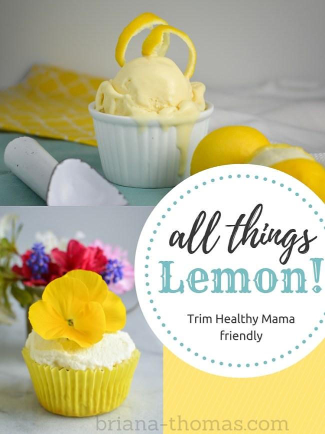All Things Lemon! recipe roundup
