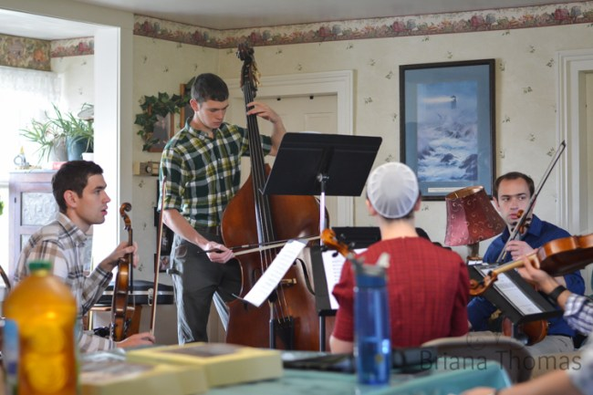 Shenandoah Christmas Music Camp 2016
