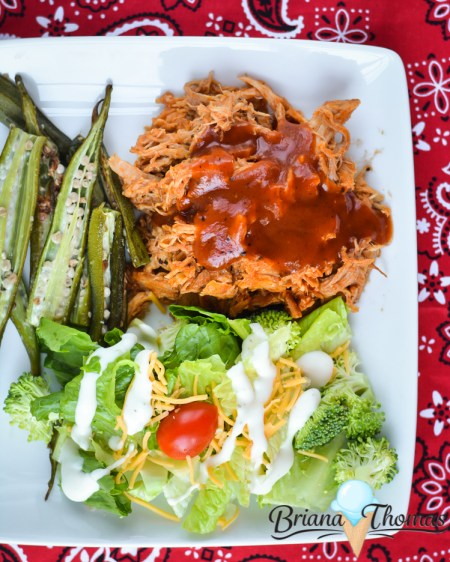 Perfect Barbecue Sauce (with Pulled Pork)