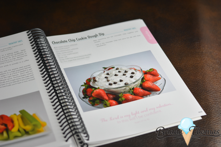 Check out this post to take a peek inside my cookbook! Only one week left to preorder, so go grab your copy now to take advantage of the deal!