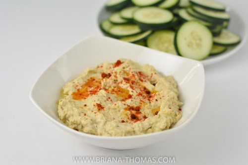 Baba Ghanoush - Convenient Food
