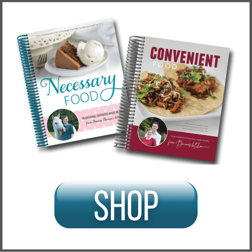 Shop Briana Thomas Burkholder's Cookbooks