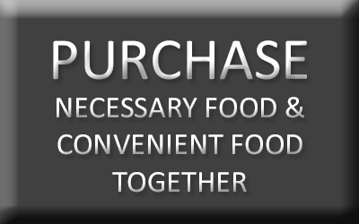 Purchase Necessary Food and Convenient Food together