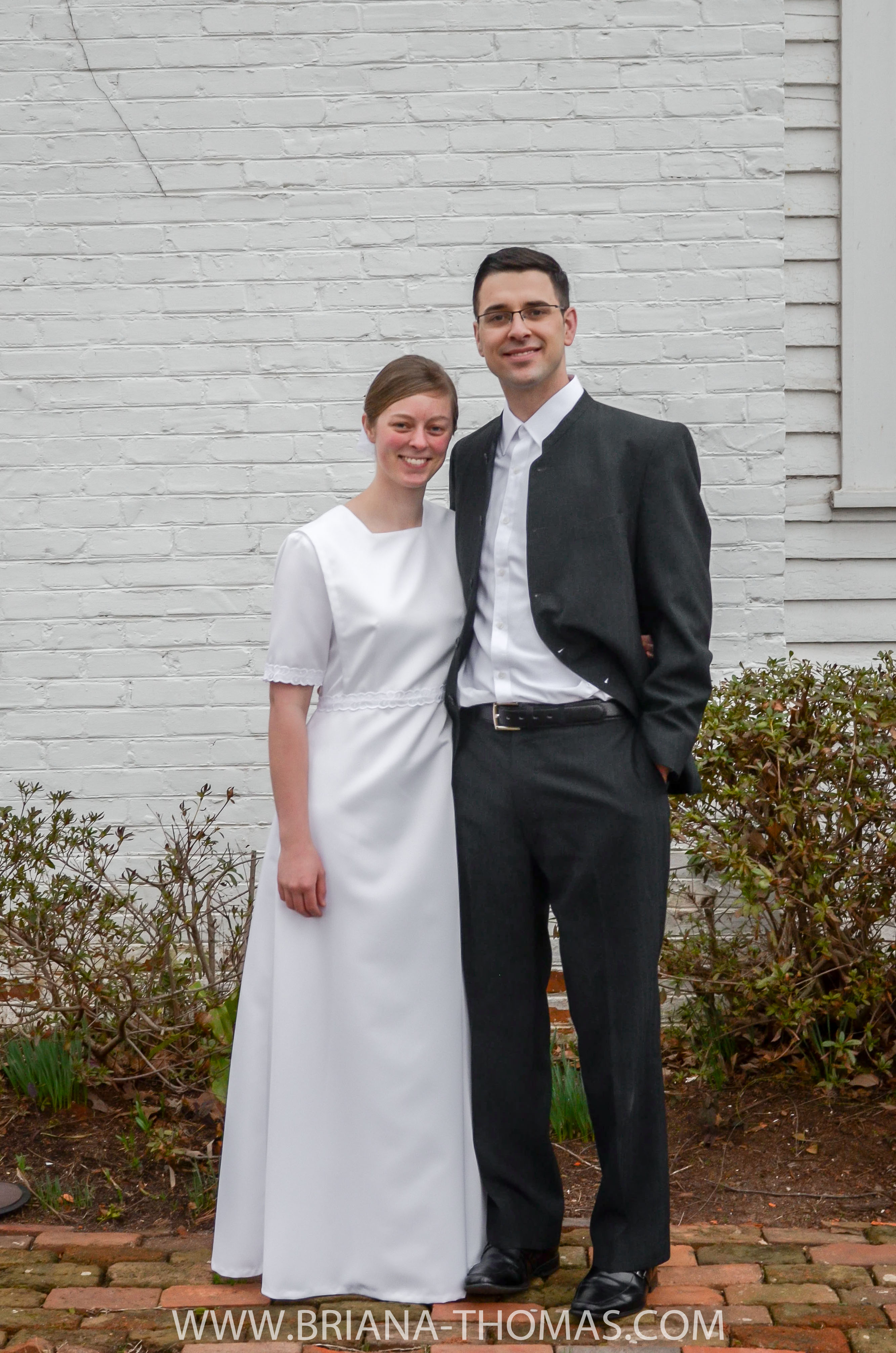 Ryan Burkholder, MD, and Briana Thomas, healty food blogger/author, were joined in marriage in February 2018. Here are some pictures from our wedding!