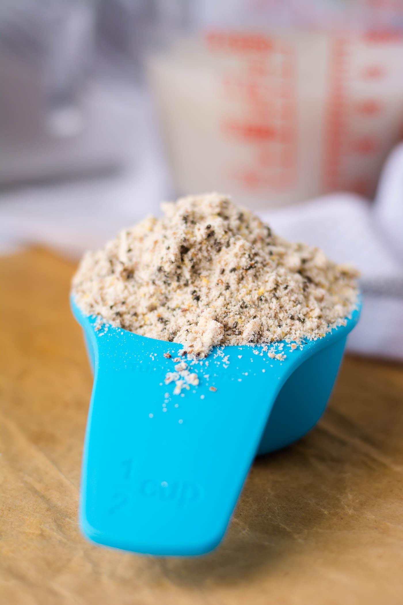 Fiber Porridge Bulk Mix