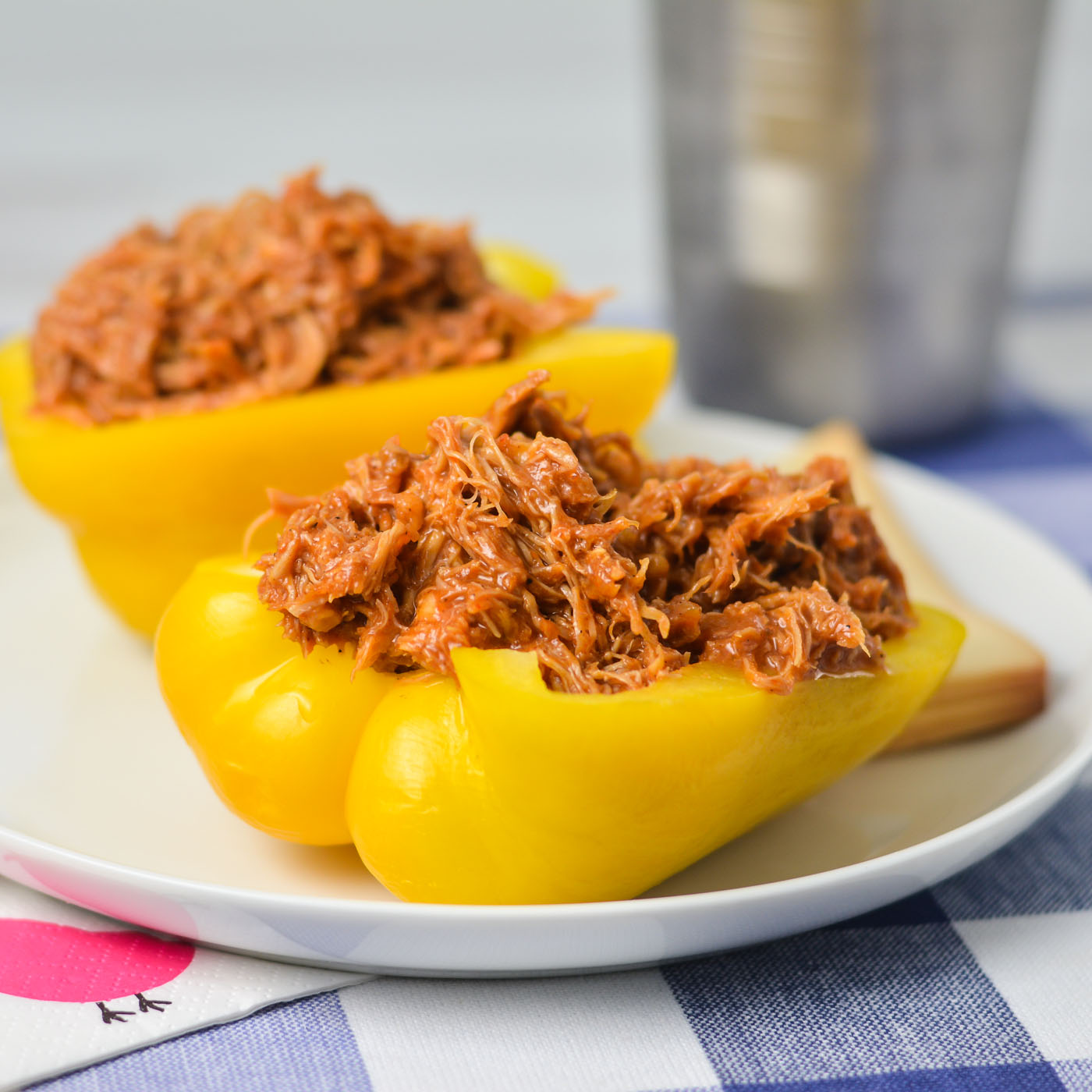 Sweet & Tangy Barbecue   THM S or FP and low glycemic