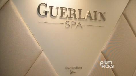Plum Picks - Guerlain Spa at the Waldorf Astoria