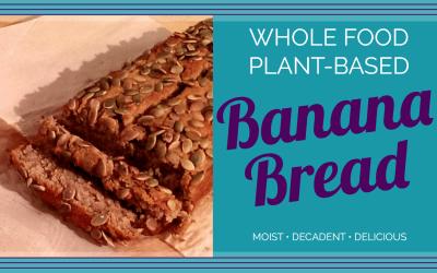 Outrageously Delicious Banana Bread