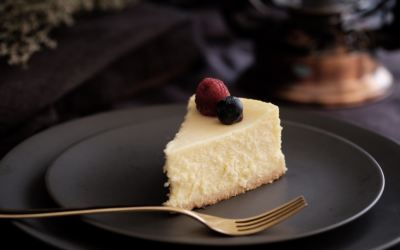 Macrobiotic Cheesecake
