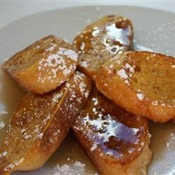 Breakfast And Brunch – Pumpkin French Toast