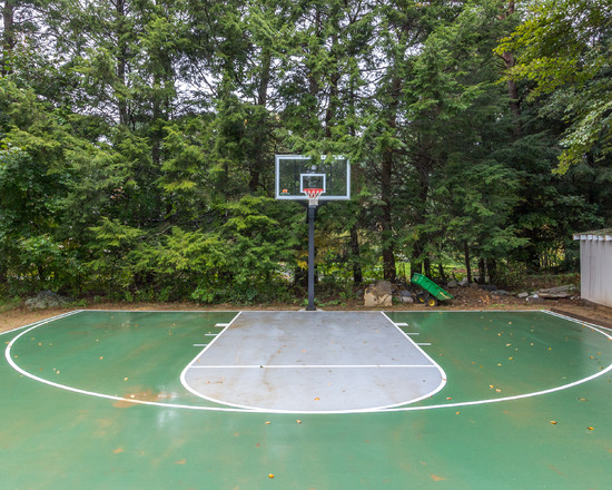 Basketball Court (Boston)