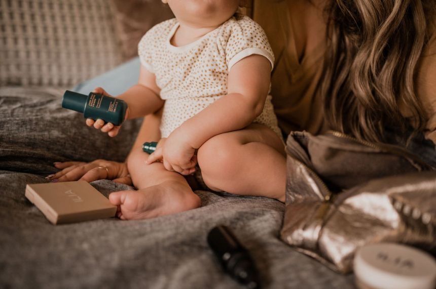 Tips for Working Moms clean beauty