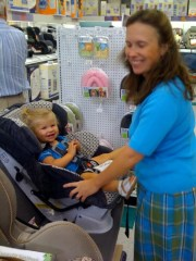 Getting A New Car Seat