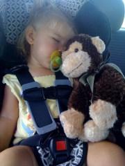 Sleeping with Monkey