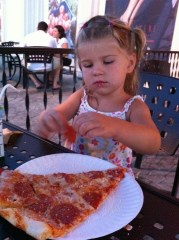 Tommy's Pizza for Dinner
