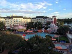 Disney's Boardwalk Villas and Luna Park Pool
