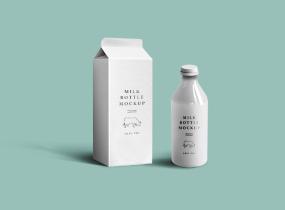 Milk-Packaging