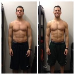 Fitness Progress Before And After Photos