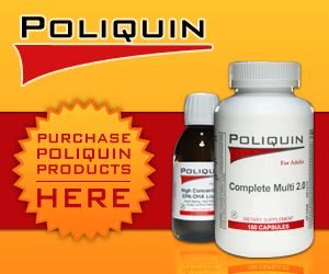Poliquin Supplements