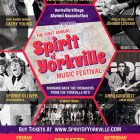 My Set Times for Spirit of Yorkville Festival May 22-23 – Toronto Canada