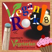 Vegan Rocks – April 21 Benefit Concert
