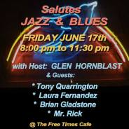 Nashville Bound Salute to Jazz and Blues June 17