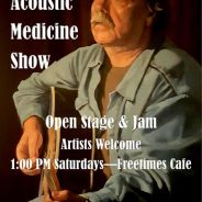The Resurrection of Dr. B's Acoustic Medicine Show Oct 7, 2017