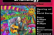 Brianology CD Launch – June 14, 2018 Hugh's Room Live