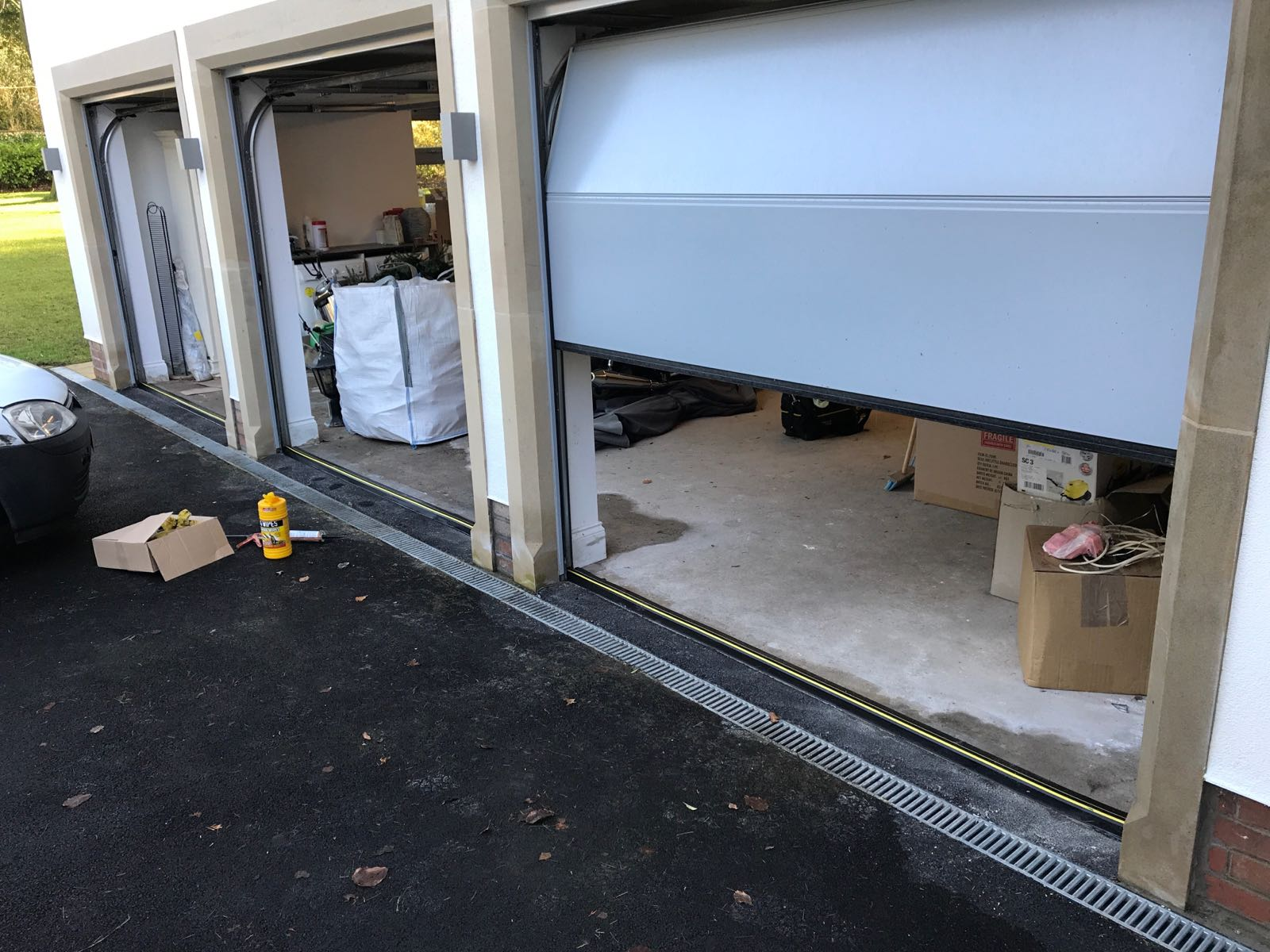 Weather Stop Seals And Insulation For Your Garage Door In Cheshire